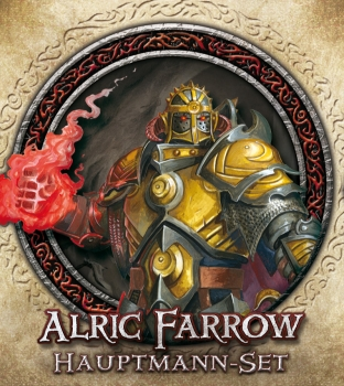 Descent: Alric Farrow Hauptmann-Set