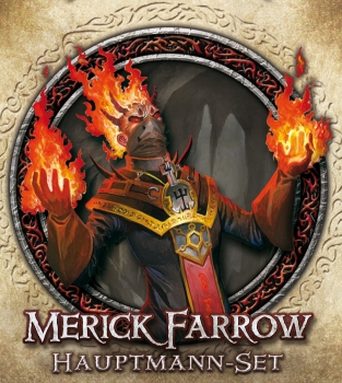 Descent: Merick Farrow Hauptmann-Set