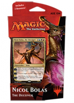Hour of Devastation Planeswalker Deck Nicol Bolas the Deceiver - E -