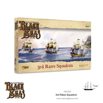 Black Seas 3rd Rates Squadron