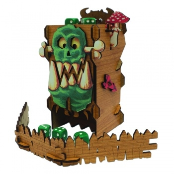 Blackfire Dice Tower - Orc Totem