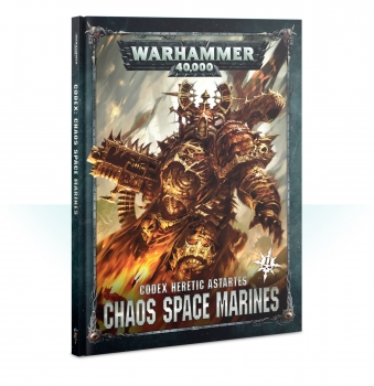 Codex: Chaos Space Marines (43-01-04)