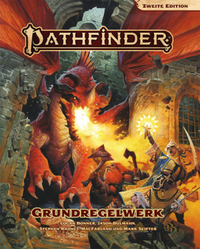 Pathfinder Grundregelwerk 2. Edition (D)
