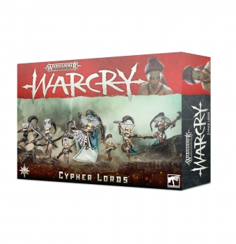 Warcry Cypher Lords (111-04)