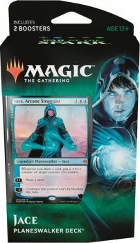 War of the Spark Planeswalker Deck Jace Arcane Strategist - E -