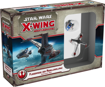 Star Wars X-Wing: Fliegerasse der Rebellenallianz