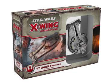 Star Wars X-Wing: YT-2400-Frachter