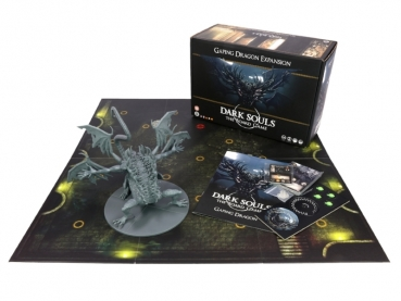 Dark Souls - The Board Game - Gaping Dragon Expansion (DE / E)