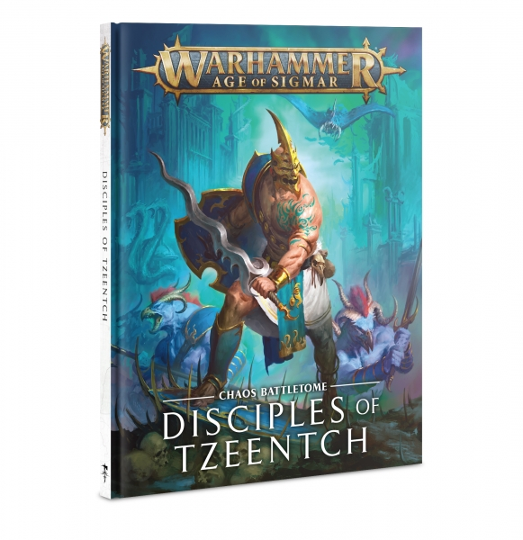Battletome: Disciples of Tzeentch (83-45-04)