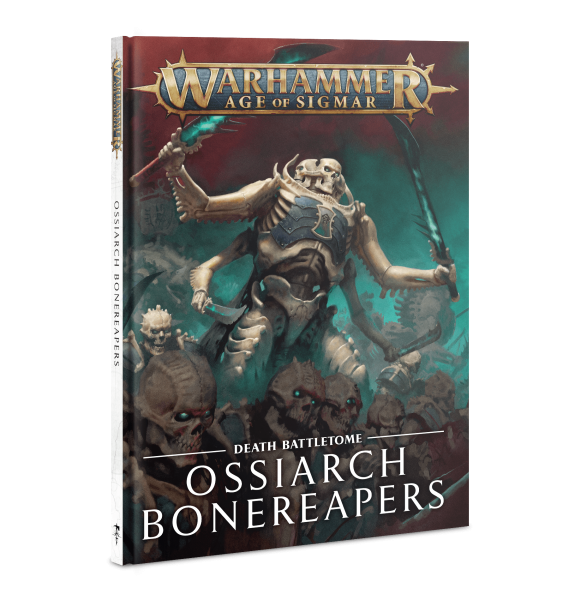 Battletome: Ossiarch Bonereapers (94-01)