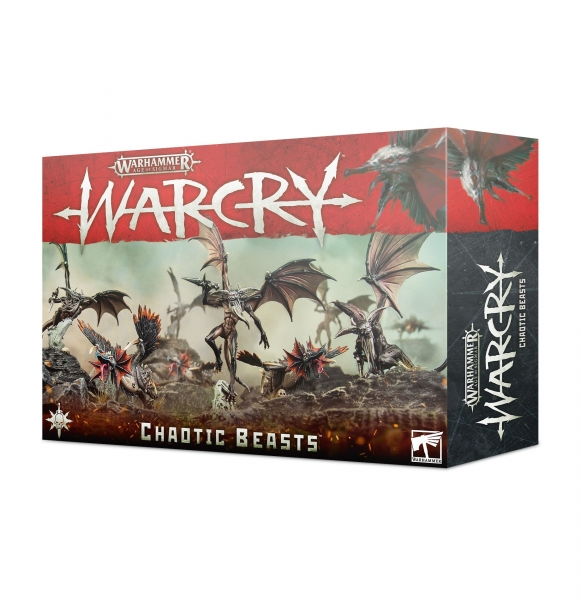 Warcry: Warcry: Chaotic Beasts (111-21)