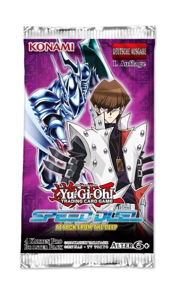 Yu-Gi-Oh! - Attack from the Deep