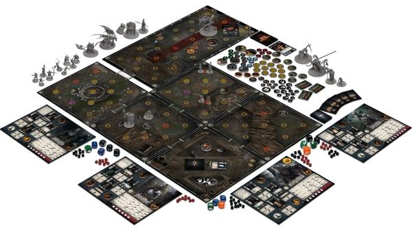 Dark Souls - The Board Game (EN)